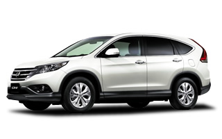 CR-V (Smoking car)